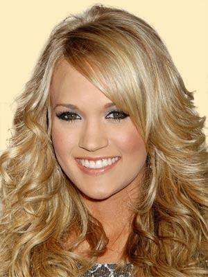 celebrities hairstyles 2009
