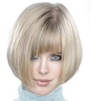 New Trendy Short Bob Hairstyles for 2010