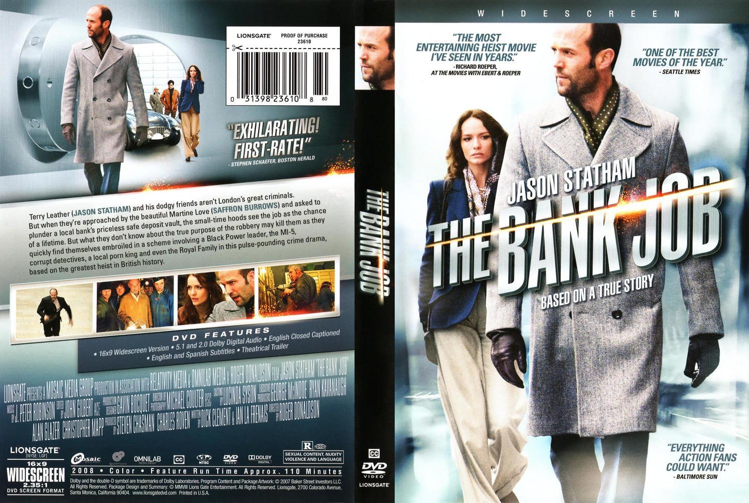 the bank job movies