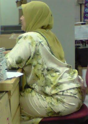 Melayu main bontot