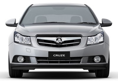 Holden Cruze 2010
