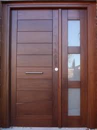 Decorando tu espacio una puerta a nuestra vivienda for Puertas madera economicas