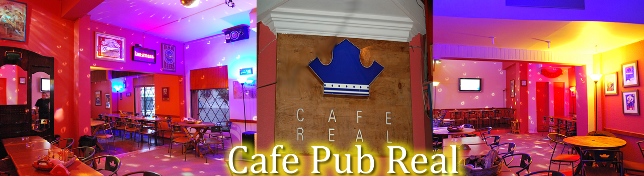 Cafe Pub Real