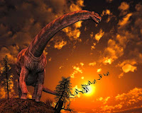 argentinosaurus 1  phil Brownlow   8 Binatang Terbesar Sepanjang Sejarah