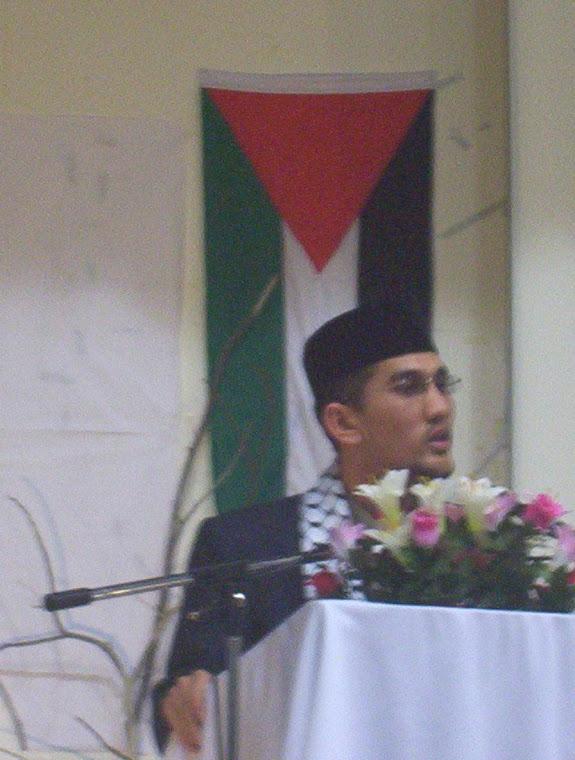 Takkan ISLAM Hilang DiDunia.Palestin Bumi Mulia, Tanah Para Syuhada' & Anbia'. Bersama Pertahankan