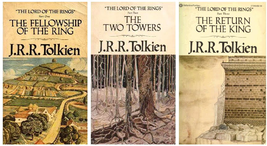 lord of the rings original book review