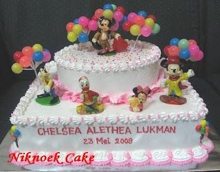 Niknoek Cake: Mei 2009