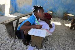 SOS..ESCUELAS EN HAITI