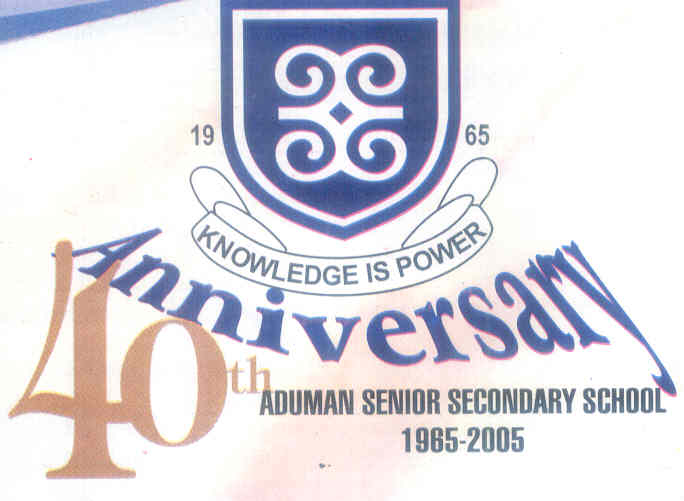 ADUMAN SENIOR SECONDARY SHOOL