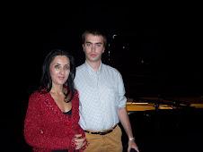 Javi y Ana Vega Toscano en 2007