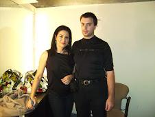 javi y pilar jurado 4-05-09 competencia para Ana Vega