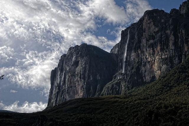 Mount Roraima, Venezuela, Guyana, Brazil