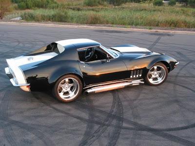 Corvette Stingray on Chevrolet Corvette Stingray
