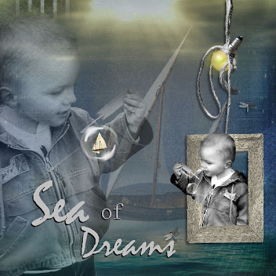 Sea of Dreams Quickpages!!