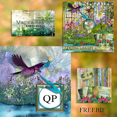 Spring Fairy FREEBIE!!!-limited time