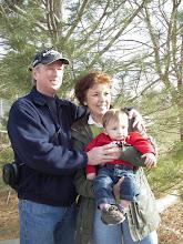 Grandma & Grandpa Robinson