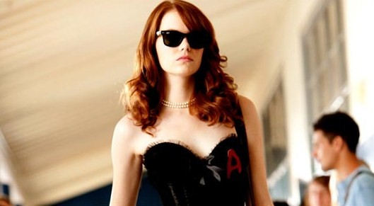 easy a vs the scarlet letter What's the difference between the scarlet letter the book and the scarlet letter the movie  the scarlet letter book vs movie.