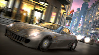 Project Gotham Racing 4 for XBOX 360