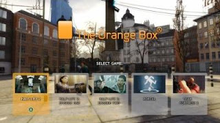 Half-Life 2: The Orange Box for PS3, XBOX 360 & PC