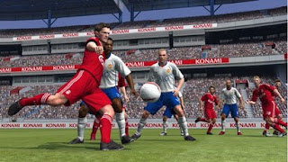 PES 2009 for PlayStation 3, XBOX 360 & Nintendo Wii
