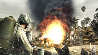Call of Duty: World at War for PC, PlayStation 3, XBOX 360, Nintendo Wii, PlayStation 2 and Nintendo DS