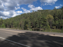 Highway 27 -- Mescalero, New Mexico