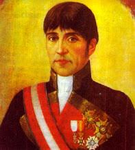 Le vice Roi du Rio de la Plata Baltasar de Cisneros