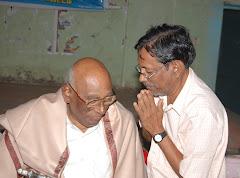 Com K.R honouring  Com D.G