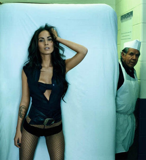 Megan Fox in Madame Figaro Magazine