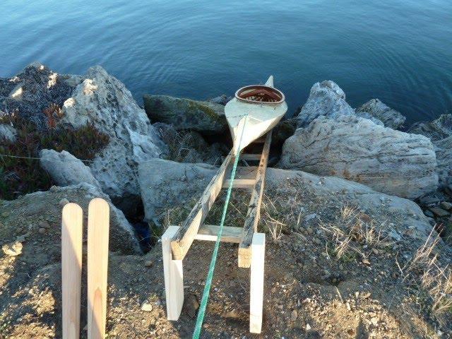 Skinboat Journal: Portable Boat Ramp