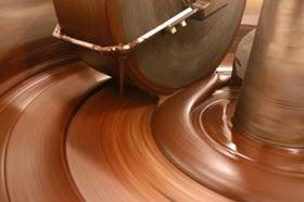 Chocolate Liquor ~ Easy Chocolate Cake