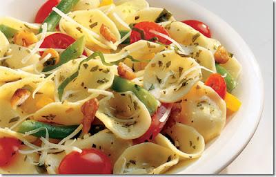 Italian Pasta Salad Recipe ~ Molten Chocolate Lava Cake