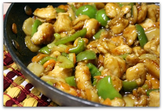 Mommys kitchen recipes from my texas kitchen orange chicken orange chicken vegetables chinese take in forumfinder Image collections