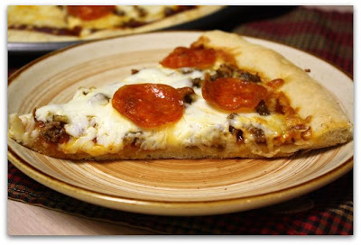 Yesterday i cooked pizza myself yummy what do you think