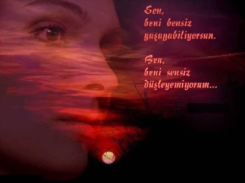 Sevgi bu dünyada ki en büyük sihir dir