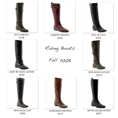 Women Fashion Combat Boots on Kate Of All Trades  Fall 2008 Fashion Tutorial  Riding Boots