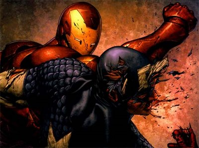 Ironman Captain America on Favorite Fiction  Grudge Match  Iron Man Vs Captain America