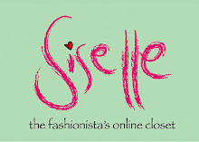 Click here to go back to Siselle, The Fashionista's Online Closet.