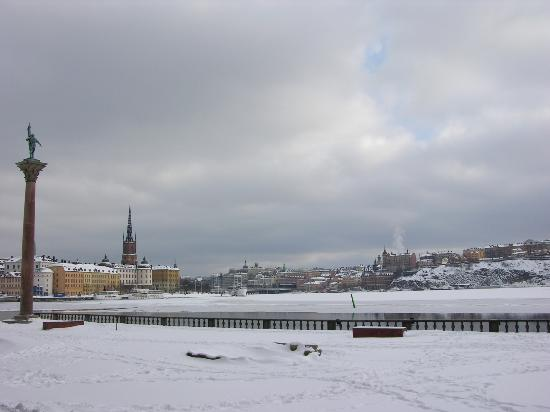 stockholm sweden in winter. Sweden Stockholm Winter