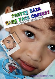 PRETTY ZAZA BABY FACE CONTEST(menang)