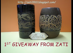 .:::1st giveaway from zati:::(referrer Tertinggi)