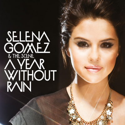 selena gomez year without rain cover. selena gomez and the scene a