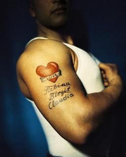 Sexi Heart Tatto