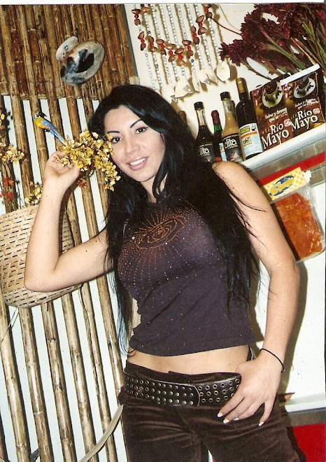 PAOLA RUIZ, DE TARAPOTO, PERU