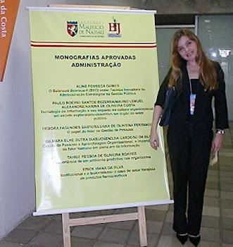 II Congresso Brasileiro de Adm em Recife-PE/ Apresentando artigos :)