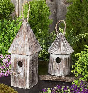 Bird Houses Made Of Old Barn Wood House Design And