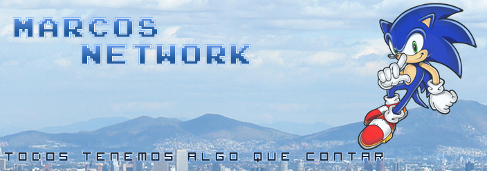 Marco's Network - Todos tenemos algo que contar