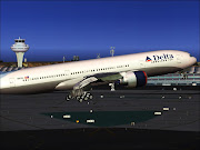 [FSX] Delta Airlines in MadridBarajas (delta airlines in madrid barajas)