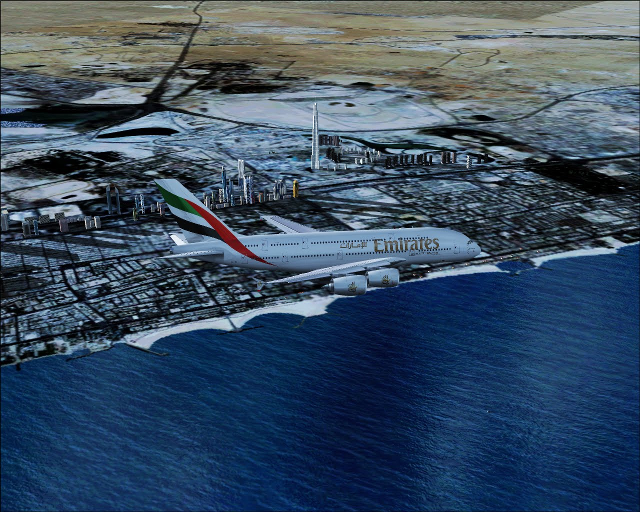 qatar a380 tribute fsx - photo #34
