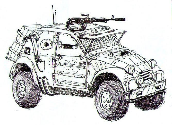Dibujos coches faciles - Imagui
